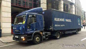 Logistik- und Gütertransportunternehmen - Kühne+Nagel schliesst Mehrjahresvertrag mit Huel ab -  Cash