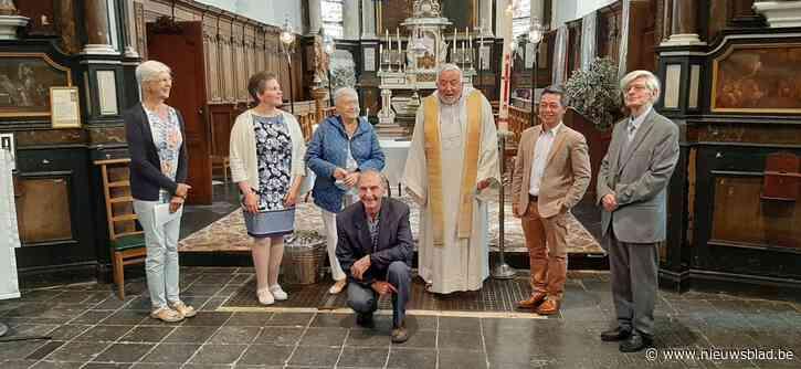 Guido Debree vijftig jaar priester