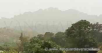 Polvo del Sahara llega a Misantla - Vanguardia de Veracruz