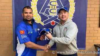 Albury signs former Sri Lankan first-class player Mahesh Kodamullage - The Border Mail