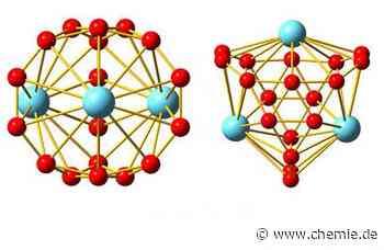 Neue Bor-Lanthanid-Nanostruktur entdeckt