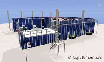 Automatisierung: AutoStore für Dentalprodukte - Neubau (Logistikimmobilien), Automatisierung | News | LOGISTIK HEUTE - Das deutsche Logistikmagazin - Logistik Heute