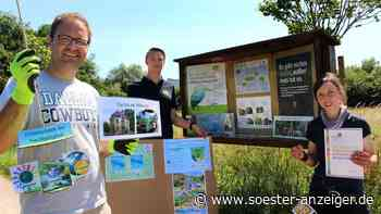 Neue Ausstellung am Naturpfad - soester-anzeiger.de