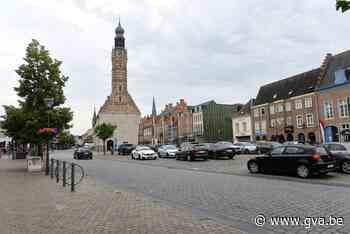 Plein Publiek. Grote Markt Herentals: Karmelietessen, Duitse... (Herentals) - Gazet van Antwerpen