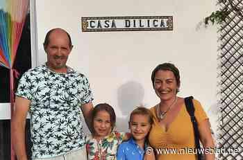 """Herentals gezin verhuist na twee jaar plannen naar Zuid-Europa: """"Een week na onze aankomst ging heel Spanje dicht"""" - Het Nieuwsblad"""