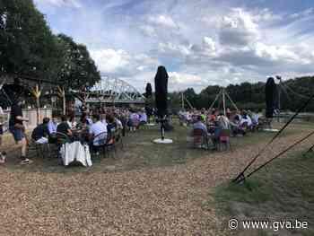 Gezelligheid troef in Jardin Albert (Herentals) - Gazet van Antwerpen