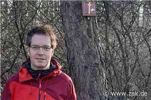 Unterwegs mit Sankt Martin: Der Ostdorfer Achim Wicker hat einen Pilgerführer geschrieben - Zollern-Alb-Kurier