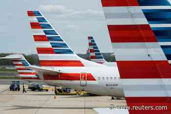 U.S. top medical experts rebuke American Airlines for filling planes - Reuters