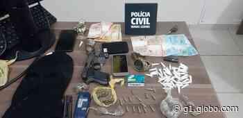Dois adolescentes são detidos em operação da Polícia Civil em Caratinga - G1