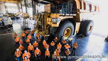 Jobs on offer as driverless trucks expand to second mine - Gympie Times