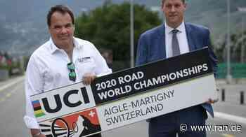 Radsport - Schweiz gibt grünes Licht für Rad-WM im September - RAN
