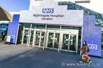 Confusion as cost of England's Nightingale hospitals remains under wraps