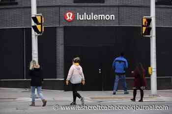 Lululemon buys in-home fitness company Mirror in $500-million deal - Ashcroft Cache Creek Journal