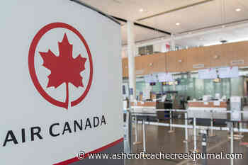 Air Canada cutting 30 domestic routes, closing stations at eight airports - Ashcroft Cache Creek Journal