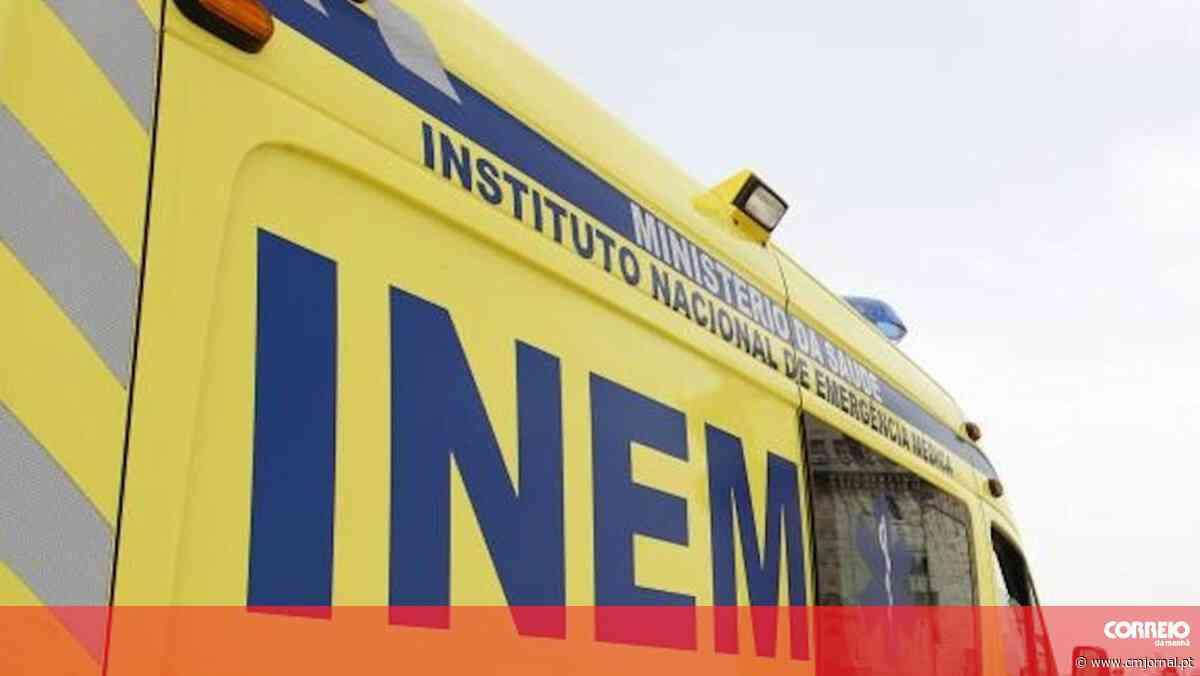 Mulher morre em colisão rodoviária na EN10 em Palmela - Correio da Manhã