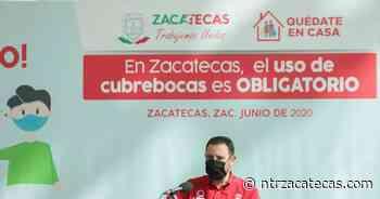 Error, politizar crisis de seguridad: Tello - NTR Zacatecas .com