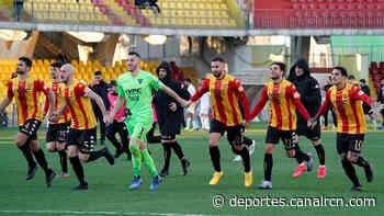 Con Andrés Tello, Benevento logra el ascenso y regresa a la Serie A de Italia - Deportes RCN