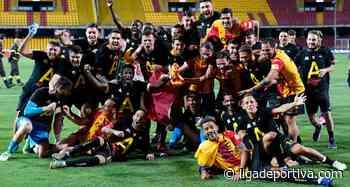 Benevento, de Andrés Tello, recibió la bienvenida a la Serie A - Liga Deportiva Postobón