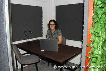 The Generator powers into podcasting – Bundaberg Now - Bundaberg Now