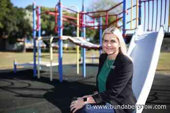 Anzac Park playground makes way for redesign - Bundaberg Now