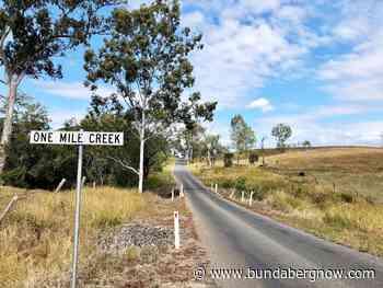 One Mile Creek bridge to be replaced – Bundaberg Now - Bundaberg Now