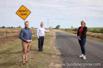 Council Budget funds Batchlers Road upgrade - Bundaberg Now