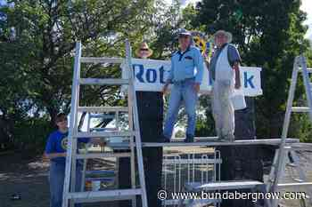 Bundaberg Rotary gates get a makeover – Bundaberg Now - Bundaberg Now