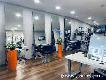 What to expect at Toni & Guy in York after lockdown