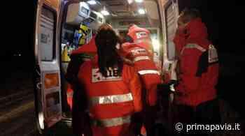 Aggressione a Mortara: soccorsi due giovani SIRENE DI NOTTE - Prima Pavia