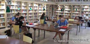 Biblioteca Mortara, come funziona la ripartenza: e anche i libri vanno in quarantena - OglioPoNews