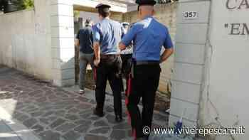 Montesilvano: Blitz dei Carabinieri e della polizia Locale all'ex Casa di Riposo Falini. Denunciati 16 uomini e una donna senza fissa dimora - Vivere Pescara