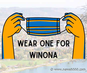 Winona campaign urges people to wear masks - News8000.com - WKBT