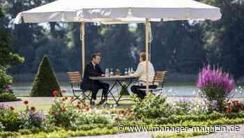 Merkel und Macron in Meseberg: Deutschland und Frankreich wollen CO2-Grenzsteuer - manager magazin