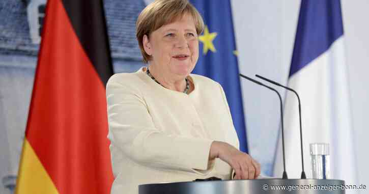 Beginn der EU-Ratspräsidentschaft: Warum Angela Merkel Europa retten könnte - General-Anzeiger Bonn