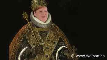 Angela Merkel: EU-Kaiserin für sechs Monate - watson