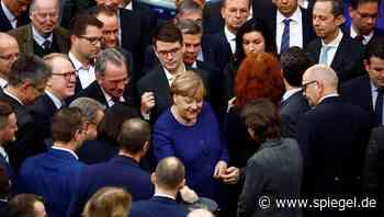 Paritätsgesetz: So feministisch wie Merkel - DER SPIEGEL