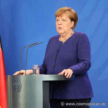 Schock: Angela Merkel warnt vor zweiter großer Coronawelle - Cosmopolitan