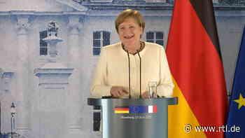 Warum sehen wir Angela Merkel nie mit Maske? - RTL Online
