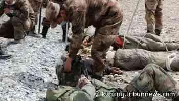 Tentara China Kelewat Sadis, Usai Bunuh , Tubuh Prajurit India Dimutilasi, New Delhi Protes - Pos-Kupang.com