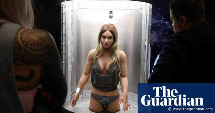 Sex Robots & Vegan Meat by Jenny Kleeman review – the future of food, birth and death?