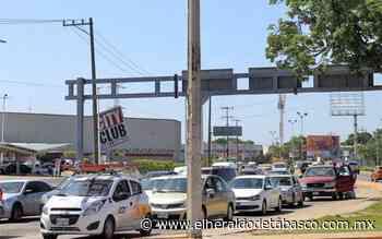 Urgente inicie este año obra del distribuidor vial Guayabal - El Heraldo de Tabasco