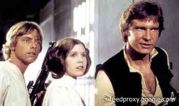 Star Wars topped in new poll of UK's most rewatched movies ever by THESE three classics