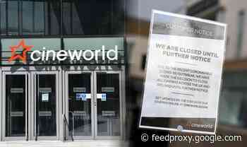 Cineworld reopening delayed: Cinema giant announces new date for opening
