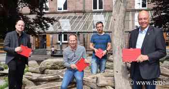 Blomberger Schulen werden digital aufgerüstet | Lokale Nachrichten aus Blomberg - Lippische Landes-Zeitung