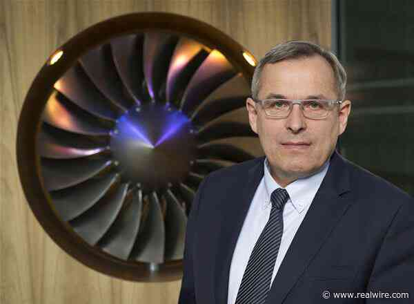 Gerhard Bähr appointed new CEO of EUROJET Turbo GmbH