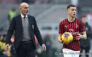 AC Milan neemt Saelemaekers definitief over van Anderlecht - Het Nieuwsblad