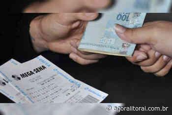 Homem é preso em Antonina após aplicar golpe do bilhete premiado em Guaratuba - Agora Litoral