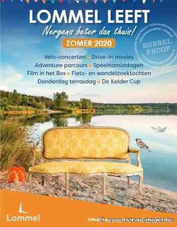 Lommel - Lommel Leeft 2020 met coronaproof activiteiten - Internetgazet