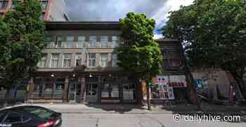 BC government buys another Vancouver hotel to house homeless | Urbanized - Daily Hive