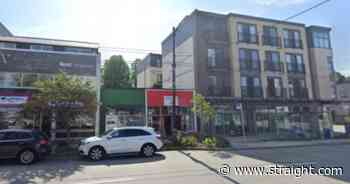 Smaller than a typical Vancouver lot, West Broadway property assessed over $4 million - Straight.com